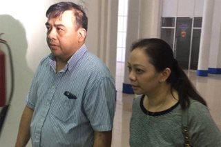 Suspek sa pagkasawi ng law student, tumangging humarap sa mga magulang ng biktima