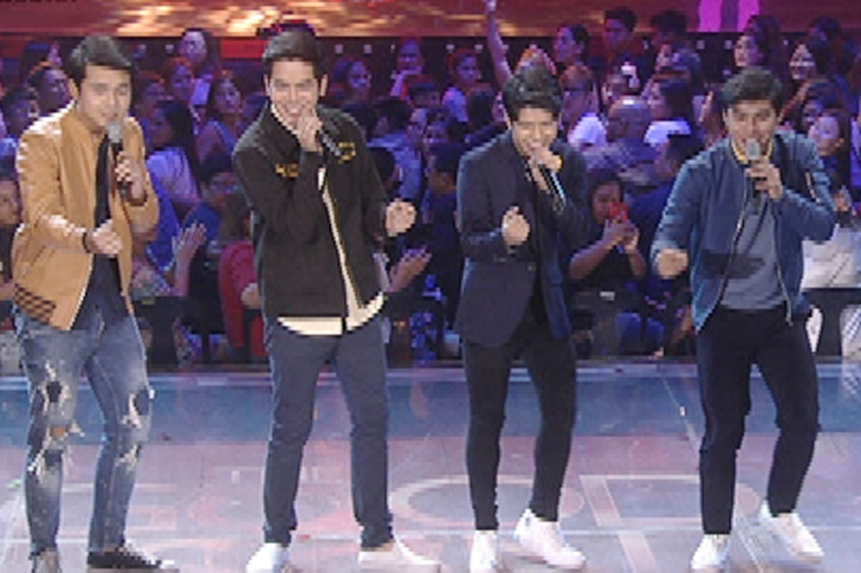 WATCH: 'The Good Son' lead actors take 'ASAP' stage