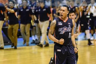 Meralco's Newsome is PBA Player of the Week