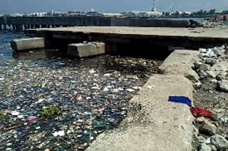 DENR suspends waste facility on Manila Bay