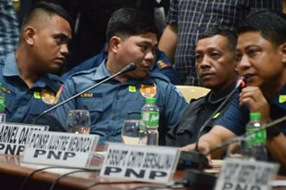 Cops in Kian slay undergo summary dismissal proceedings