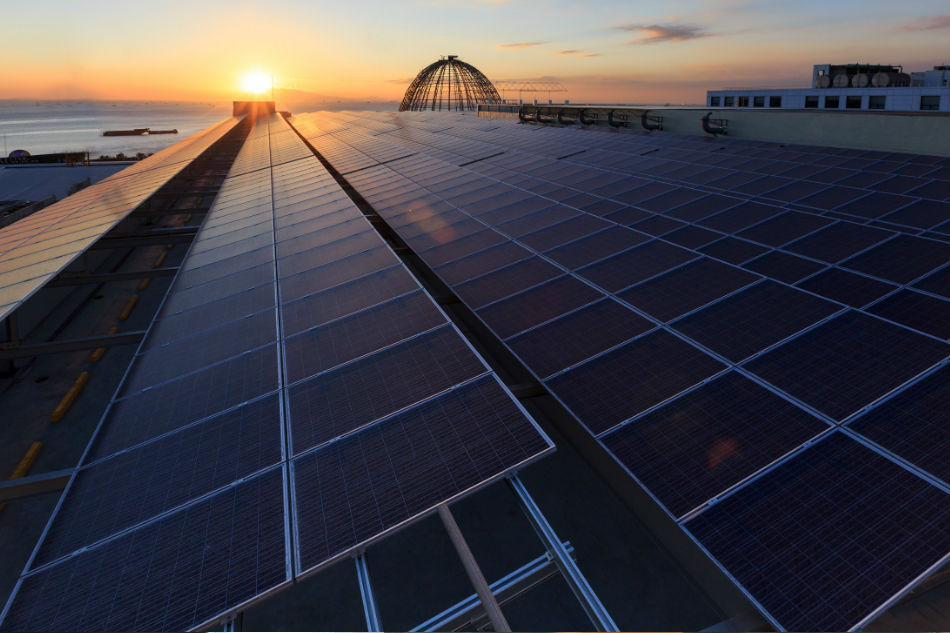 Shopping Malls Lead Clean Energy Shift With Solar Roofs