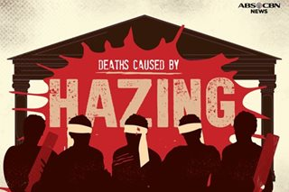 Deaths Caused by Hazing