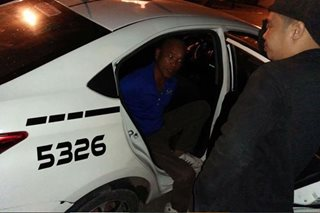 Taxi driver, lalaking nagbabakasyon arestado sa Davao buy-bust