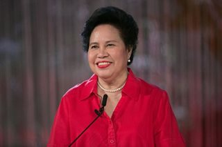 Palace welcomes proposal granting highest civil service award for Miriam