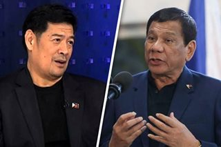 Duterte confirms offering DILG post to Diño