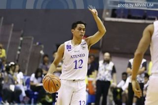 UAAP: Ateneo's Nieto downplays scoring outburst