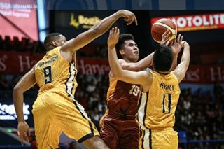 JRU hunting for solo third at expense of Perpetual