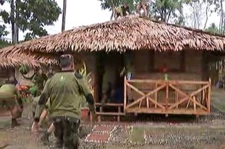 Marawi residents get temporary shelter