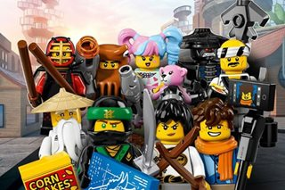 Movie review: 'Lego Ninjago Movie' is not so awesome