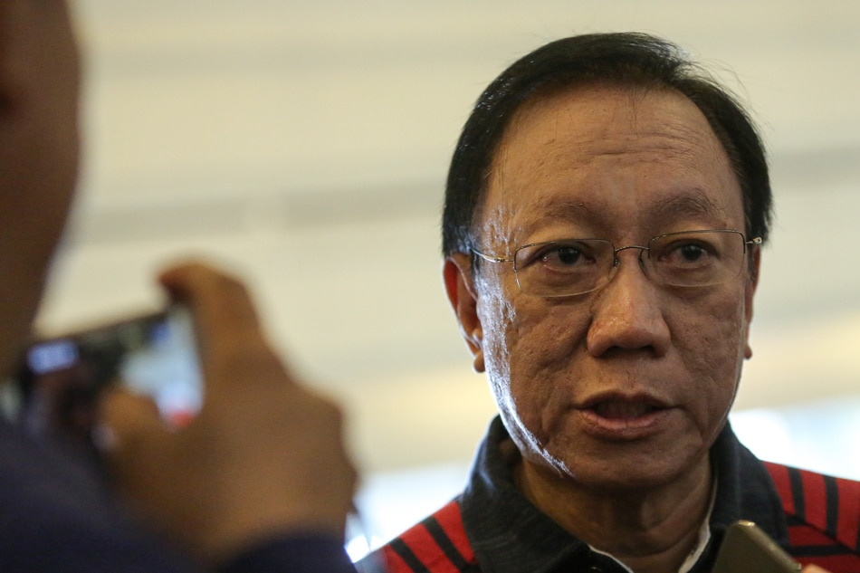 Calida, NTC chief refuse to answer questions on ABS-CBN petitions