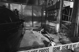 Woman shot dead in Makati City
