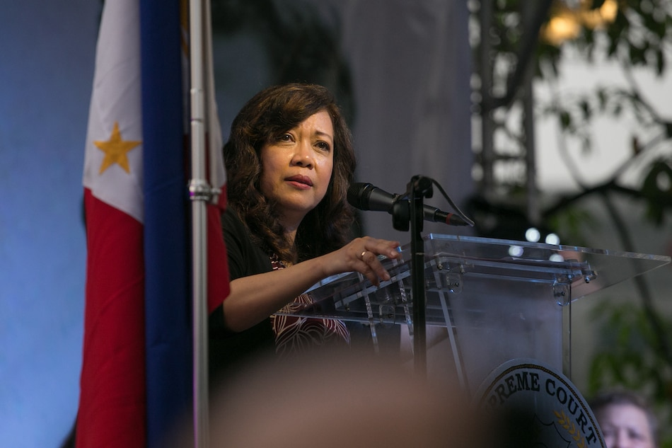 Philippines chief justice facing impeachment after lawmakers agree to proceed with complaint