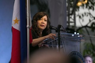 Palace: Sereno free to invite people to protest against Duterte