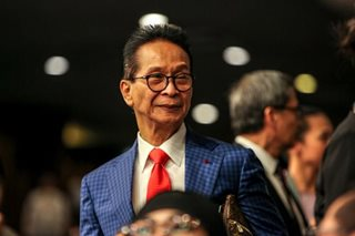 Duterte administration 'never shelved' arbitration win vs China - Panelo