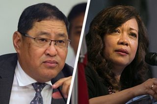 Some members of judiciary may be behind Sereno ouster raps—Umali