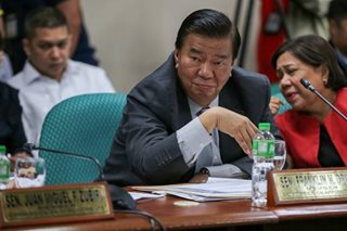 Drilon casts doubt on Bangsamoro law sans anti-dynasty provision