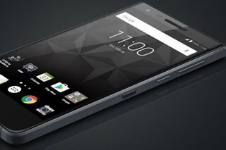 BlackBerry's touchscreen 'Motion' appears in leak