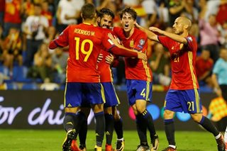 World Cup: Superb Spain can lift country in troubled times