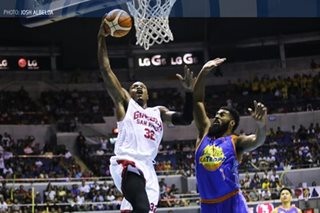 Brownlee's PBA career high carries Ginebra back to the Finals