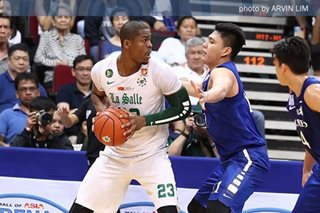 Top two teams collide when Ateneo, DLSU rekindle rivalry