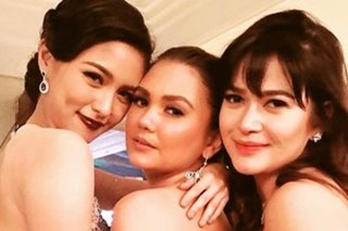Angelica, Bela, Kim get inked to symbolize their friendship