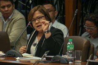 De Lima, nasaktan sa pagbasura ng Korte Suprema sa petisyon niya