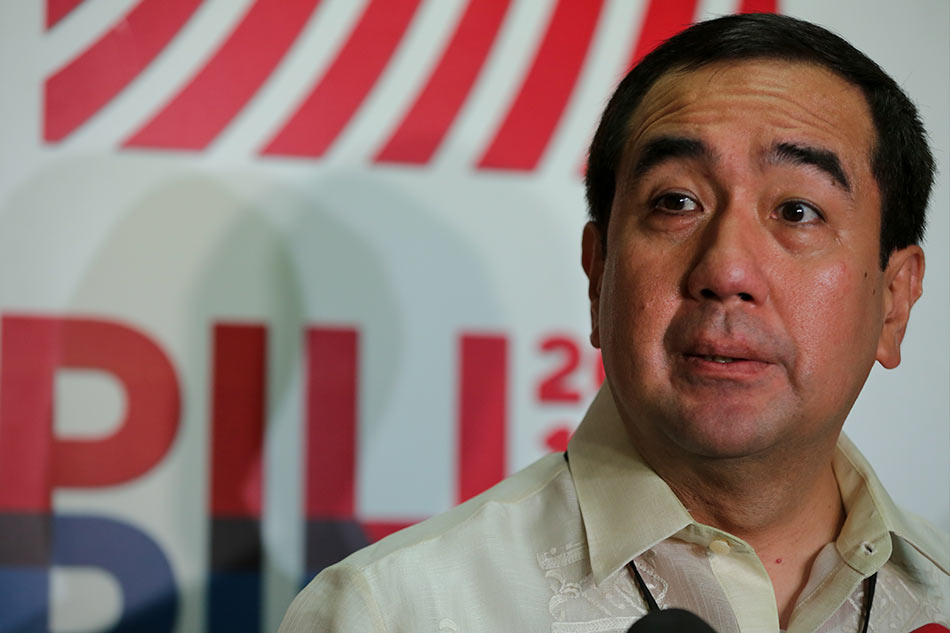 Palace: Congress shall decide on Bautista impeachment