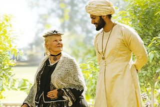 Movie review: Dame Dench plays queen again in 'Victoria & Abdul'