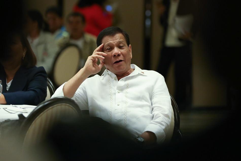 Duterte hopes drug war shift will satisfy 'bleeding hearts' 1