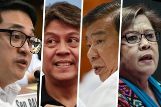 Minority senators ask SC to declare PH withdrawal from ICC invalid