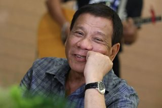Duterte keeps 'big majority' approval, trust scores: Pulse Asia