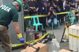 With enough funds, PDEA chief sees end to drug scourge in 3 years
