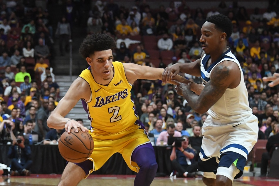 Lonzo Ball Earnings >> Great expectations in Lakers' whole new Ball game-Times of News Philippines