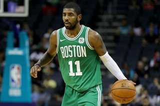 NBA: Irving, Celtics run past Pacers for 3-0 edge