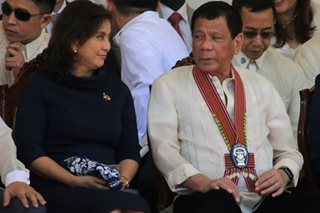 Pulse Asia: Duterte, Robredo get higher approval numbers
