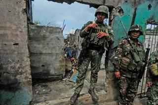 Batas militar, kailangan pa rin: AFP