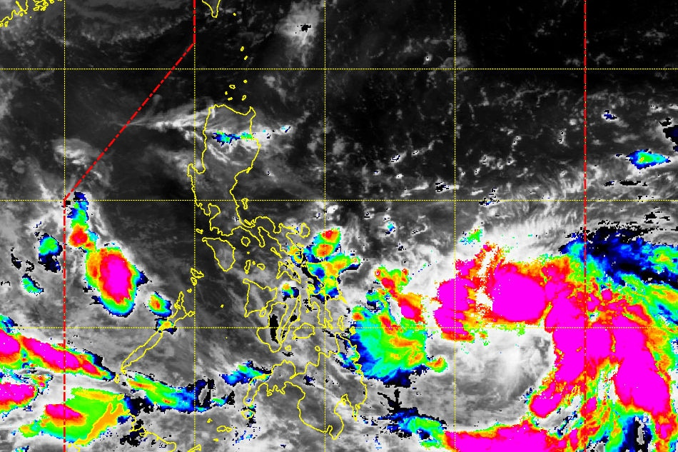 Rains, rough seas due to 'Paolo,' LPA off Palawan