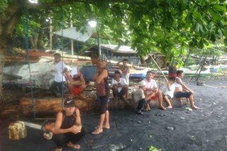 10 mangingisda, nailigtas sa Sarangani Bay