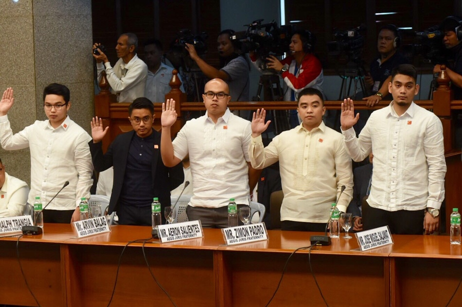Senate probes hazing death