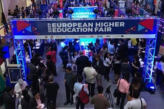 EU envoys invite Pinoys to study abroad in education fair