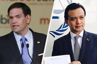 Palace to Trillanes: Don't give 'biased' info during US visit