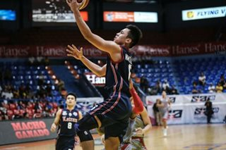 Nambatac happy to have fulfilled father's PBA dream