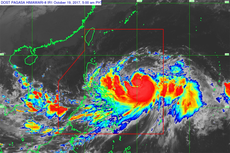 Rains to continue over parts of the PH due to Paolo, LPA