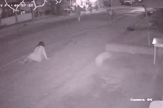 SAPUL SA CCTV: 2 sugatan matapos mabangga ng tricycle sa Davao City