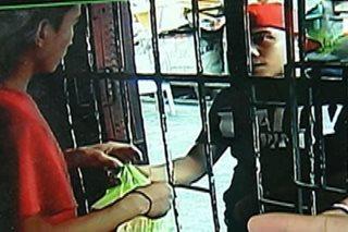 Sapul sa CCTV: Pananalisi sa tindahan sa Maynila