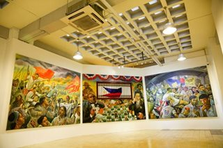 IN PHOTOS: New exhibit in UP honors murdered Filipino heroes