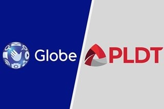 PLDT, Globe shares sink as Duterte's closure, expropriation threats spook investors