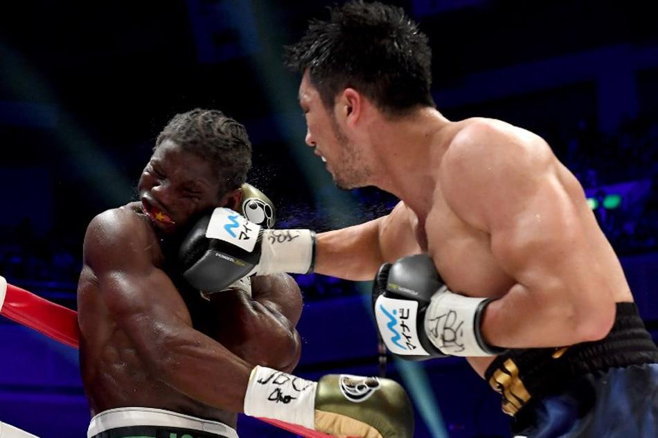 Murata beats N'Dam to win WBA middleweight title