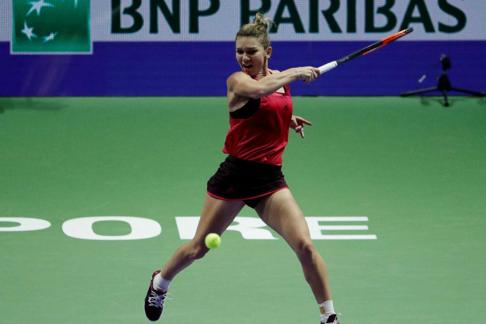 Halep, Wozniacki claim revenge wins at WTA Finals | ABS-CBN News